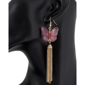 Ohrringe Butterfly