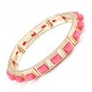 Armband elastisch pink